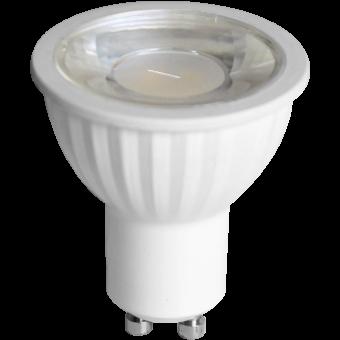 VALUE LED-SMD GU10 220-240VAC 5W warm white 25000h