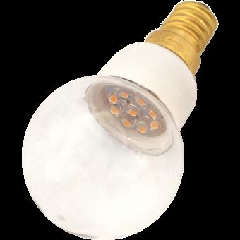 G45 LED-9 E14 1W 230VAC warm white