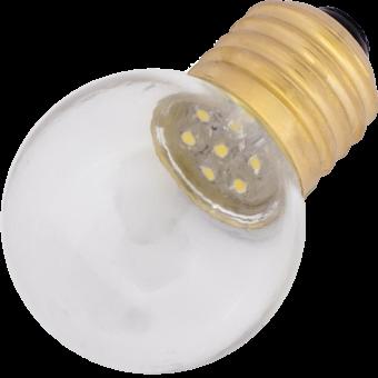 G45 LED-7 E27 0,7W 230VAC warm white