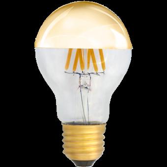 A19 Deco LED E27 240V 6W warmwhite 2700K/ 6 string