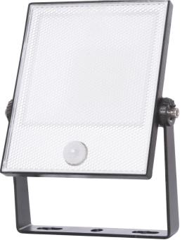 LED Floodlight CAS PIR 10W 220-240VAC 5000K