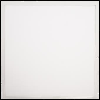 LED Panel 40W 200-240VAC 50/60Hz 4000lm 40.000h 4000K / 595x595x10mm/TÜV/flicker free/white frame