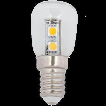 LED ST26x58 E14 1W 230VAC warmwhite 2700K