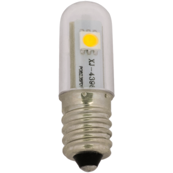 LED T16x50 E14 0,5W 230VAC warmwhite 2700K