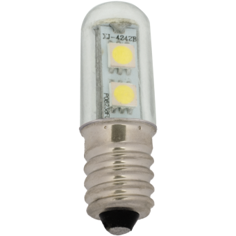 LED T16x50 E14 1W 230VAC coolwhite 6500K