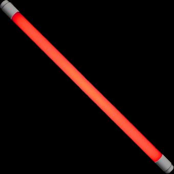 T8 LED 9W (7W) G13 85-265VAC red