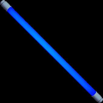 T8 LED 9W G13 85-265VAC blue