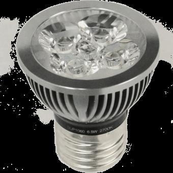 Power LED-4 JDR E27 100-240VAC 6,5W warm white
